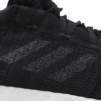 Adidas Pureboost GO Core Black/Grey Five-Grey Four B43503 Grade-School