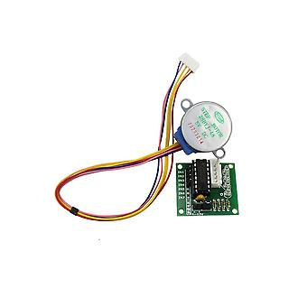 28byj-48 5v 4 fase dc gear stepper motor- uln2003 driver bord for arduino diy kit