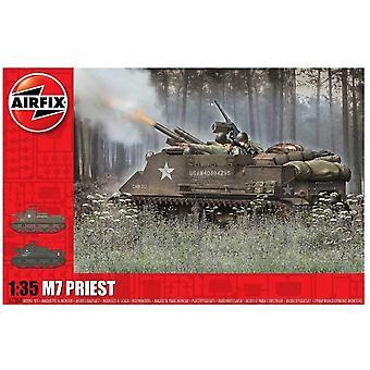 Airfix A1368 M7 Priest 1:35 Échelle