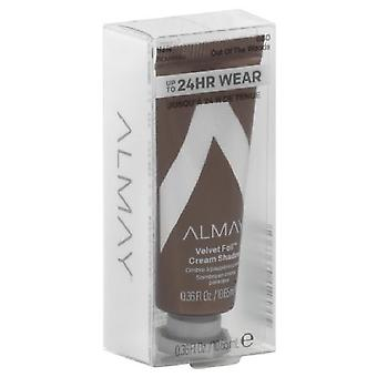 Almay Velvet Foil Cream Shadow 0.36mL, Out of the Woods 080
