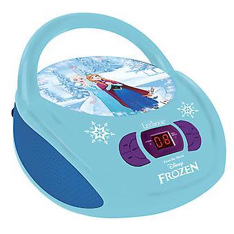 Lexibook RCD108FZ Disney Frozen Boombox Radio CD Player UK Plug