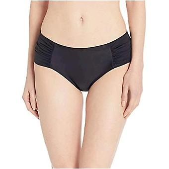 Coastal Blue Women's Swimwear Bikini Bottom, Egyptian Night, XS (0-2)