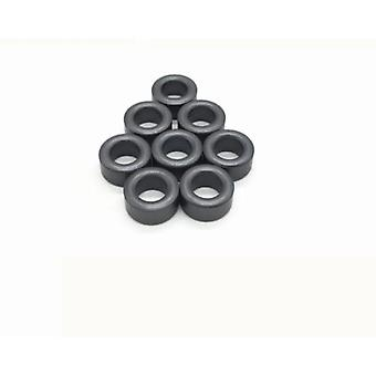 10pcs/ 16*12*8mm Nickel-zinc Ferrite Filter Magnetic Ring Manganese Zinc Inhibits Interference Emc