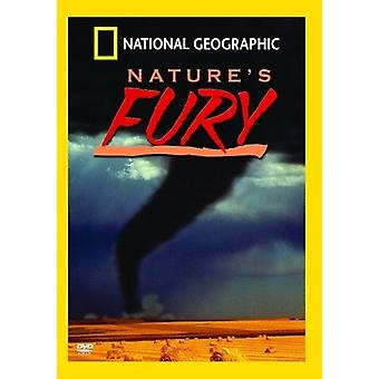 National Geographic: Nature's Fury [DVD] USA import