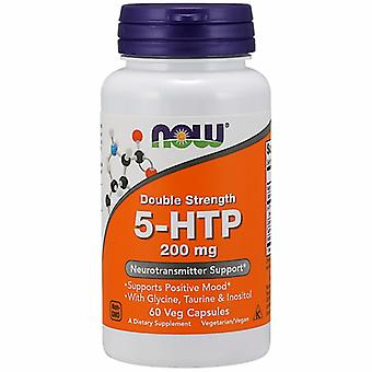 Agora Foods 5-HTP, 200 mgs, 60 Vcaps