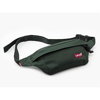 ليفي شتراوس حقيبة ~ متوسطة الموز حبال حقيبة الأخضر