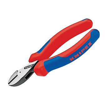 Knipex KPX7302160 X-Cut Compact Diagonal Cutters 160mm Soft Grip