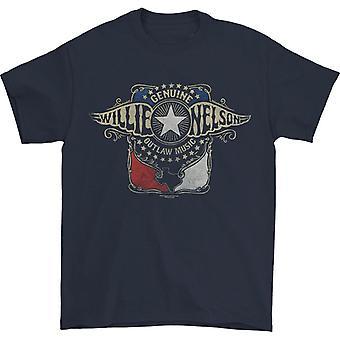 Willie Nelson Wings T-paita