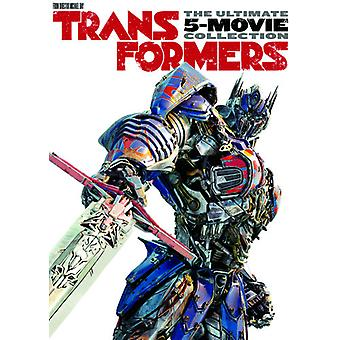 Transformers: Ultimate Five Movie Collection [DVD] USA import