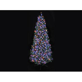 Premier Decorations Multi Action Tree Brights 500 LED 8 Hour Rainbow LV178517RBW