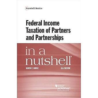 Federale inkomstenbelasting van Partners en partnerschappen in een notendop (notendop Series)