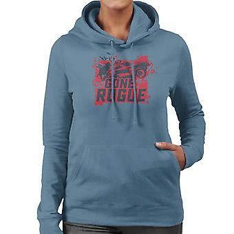 Fast and Furious The Fate Gone Rogue Women's Hooded Sweatshirt