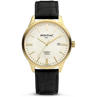 PONTIAC - Rannekello - Miehet - P20088 - DRACO