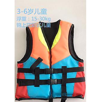 Gilet de sauvetage extérieur yamaha de rafting pour et vêtements adultes de plongée avec tuba de natation