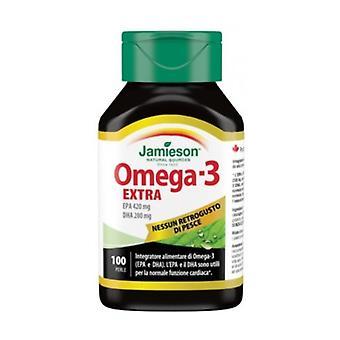 Omega 3 Extra 100 softgels