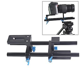 YEANGU YLG1005A 15mm Quick Release Rail Rod for SLR Cameras
