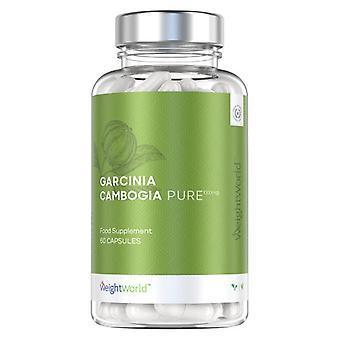 Garcinia Cambogia Pure - 60 Capsules - Superfood Supplement