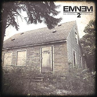 Eminem - Marshall Mathers LP 2 [Deluxe Edition] [CD] USA import