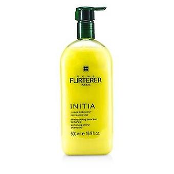 Initia Softening Shine Shampoo (Frequent Use, All Hair Types) 500ml or 16.9oz