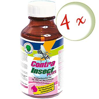 Sparset: 4 x FRUNOL DELICIA® Contra Insect® Plus, 250 ml