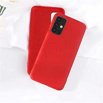 Para Samsung Galaxy Cover, Liquid Silicone Soft Tpu Shockproof Case