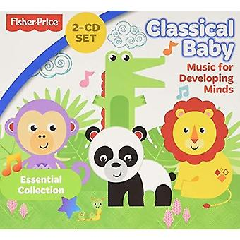 Classical Baby Music Developing Minds [CD] USA import