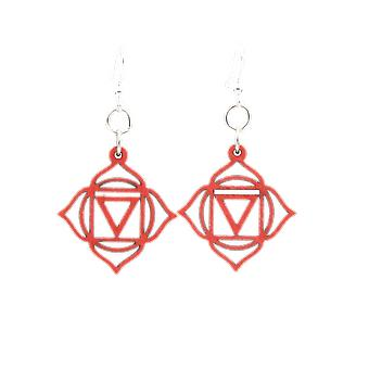 Muladhara Chakra Earrings
