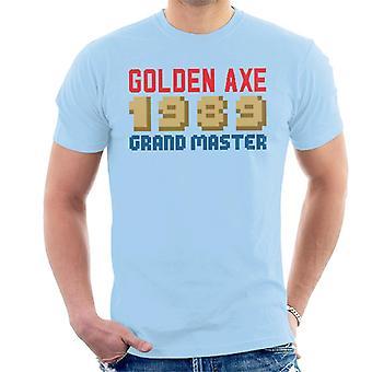 Sega Golden Axe Grand Master Men's T-Shirt