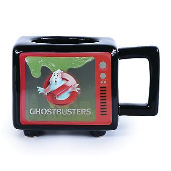 Ghostbusters I Aint Afraid Heat Changing Mug
