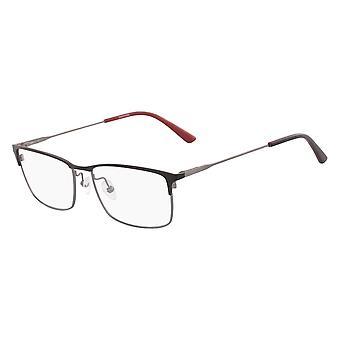 Calvin Klein CK18122 001 Satin Black Glasses