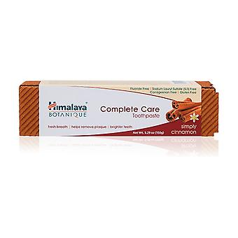 Simply Cinnamon Complete Care Toothpaste 150 g