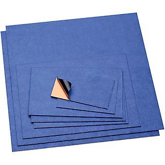 Bungard 130306E53 Laminated Paper Photo Resist PCB Single Sided 250x250x1.5mm