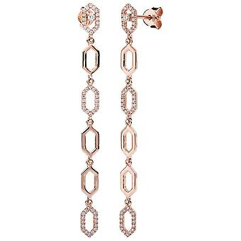Luna Creation Promessa boucles d'oreilles 2C526R4-1