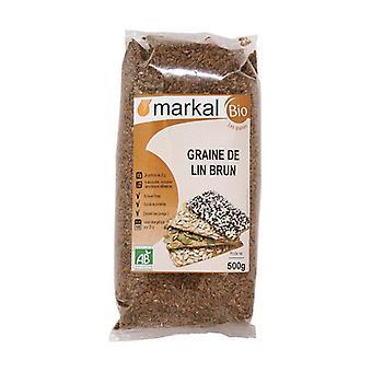 Brown flax seed 500 g