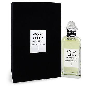 Acqua Di Parma Note Di Colonia I Eau De Cologne Spray (unisex) By Acqua Di Parma 5 oz Eau De Cologne Spray