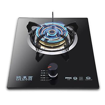 Household Gas Stove Cooktop