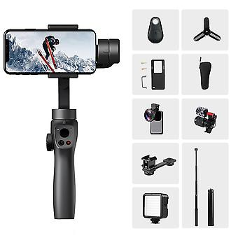 Funsnap Handheld Gimbal Stabilizer Track Focus Pull&zoom For 3-axis Wireless