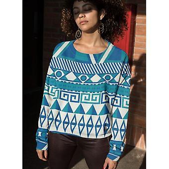 Cecase sublimation sweatshirt