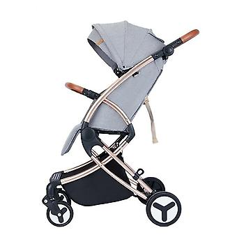 Baby Stroller Ultra Light Folding Can Sit Reclining