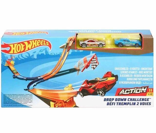 Hot Wheels Drop Down Challenge