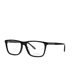 Alexander Mcqueen AM0323O 001 Schwarze Brille