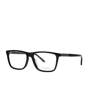 Alexander Mcqueen AM0323O 001 Black Glasses