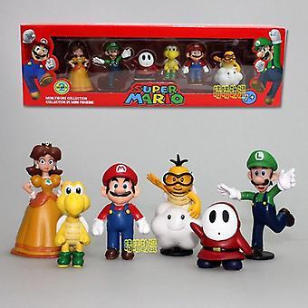 Super Mario Doll Model Ornamenten