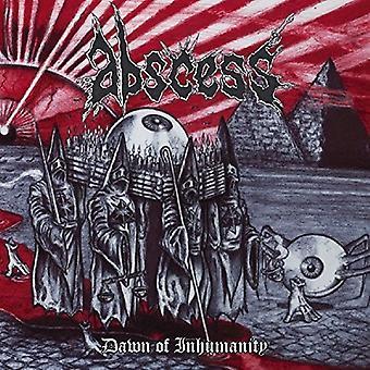 Abscess - Dawn of Inhumanity [CD] USA import