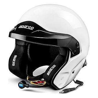 Helm Sparco PRO RJ-3I Wit