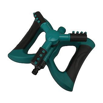 ABS Green Garden Rotating Sprinkler 360 Degree for Outdoor Yard Tool