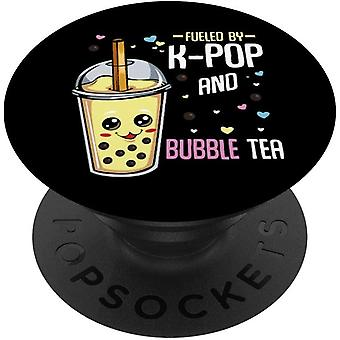 FengChun K-Pop und Bubble Tea Koreanische Musik Pop Hangul Koreareise PopSockets PopGrip: