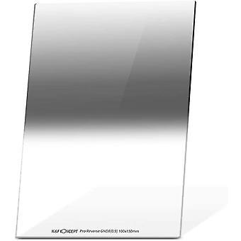 FengChun KF Concept Verlaufsfilter GND8 Reverse 0,9 (3-Blenden) 100x150x2mm Rechteckfilter ND