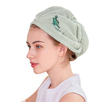 Microfiber Towel, Wet Hair And Curly Dry Hair Towel, Anti-frizz For Ladies