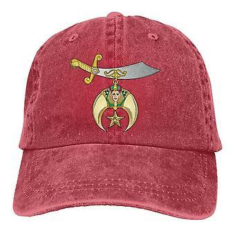 シュリンガー調整可能な野球帽